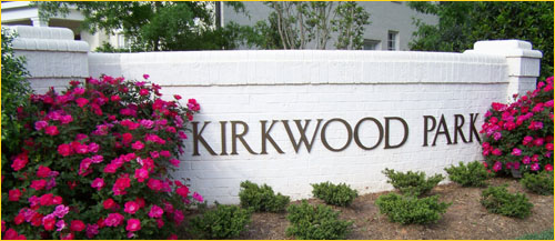 Kirkwood Park Entrance